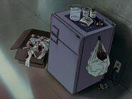 Apartamento de Rei Ayanami 3