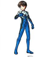 Unison League Gear-Eva Pilot Shinji Render (Large)