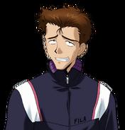 Evangelion Detective DAT1 670