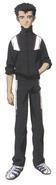 Tōji Suzuhara School Uniform