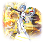 Valkyrie Connect Evangelion Collab additional characters standing img character 102033 2
