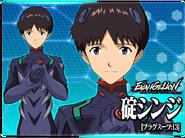Evangelion Battlefields Playable Pilots 006
