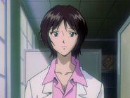 Ikari Yui Evangelion