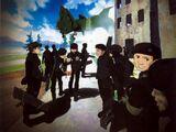 Japanese Strategic Self Defense Force