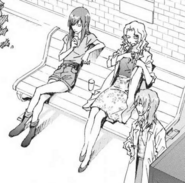 Mari Makinami Manga 12