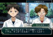 Detective Evangelion Juego 08