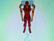 Evangelion Unidad 02 Restringido