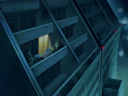 Apartamento de Misato Exterior02 (Neon Genesis Evangelion)