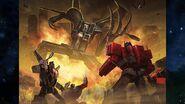 Autobots encounter Angel-scream
