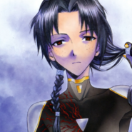 Hikari en Evangelion Anima