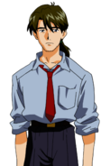 Secret of Evangelion Characters 073