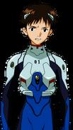 Secret of Evangelion Characters 003