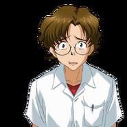 Evangelion Detective DAT1 655