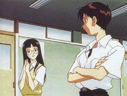Mayumi Yamagishi y Shinji
