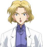 Evangelion Detective DAT1 615