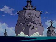 Evangelion Flota del Pacífico 05