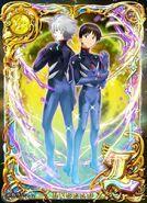 Quiz RPG The World of Mystic Wiz L Kaworu Shinji