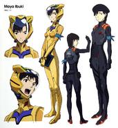 Maya Ibuki 3.0 + 1.0 Settei