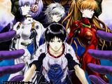 Neon Genesis Evangelion: Pikopiko Chuugakusei Densetsu
