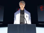 Detective Evangelion Hideaki Katsuragi 03