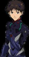 Pachislot Evangelion Extra Model Shinji