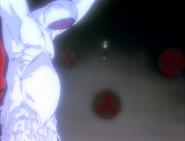 Kaworu stands before Lilith