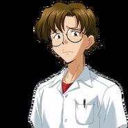 Evangelion Detective DAT1 650