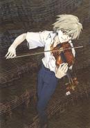 Kaworu Nagisa (Virtuoso) Artwork