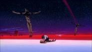 Shinji strangle Asuka (EoE)