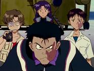 NGE 08 Asuka Strikes