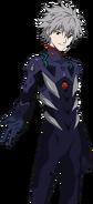 Pachislot Evangelion Extra Model Kaworu