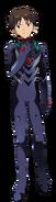 Shinji Ikari Plugsuit 3.0