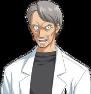Detective Evangelion Hideaki Katsuragi 08