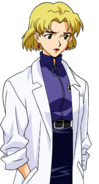 Secret of Evangelion Characters 061
