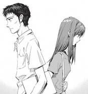 Mari Makinami Manga 19
