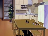 Apartamento de Misato Comedor 03 (Neon Genesis Evangelion)