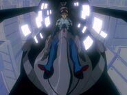 Shinji dentro del EntryPlug