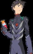 UCC Collab Final Evangelion Shinji