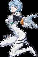 Pachislot Evangelion CR-11 Rei 2