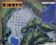 SCAN Evangelion RPG NERV White Paper Plateau