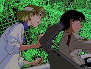 Episodio 19 Ritsuko y Maya Ibuki