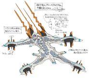 Evangelion Mark.44A Yamashita Concept Art