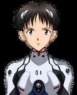 Evangelion Detective DAT1 535