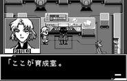 Neon Genesis Evangelion juego Shito Ikusei Imagen 01