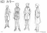 CONCEPT R3 Ritsuko Akagi 1