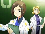 Secret of Evangelion Kaga Hitomi 02