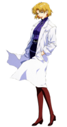 Ritsuko Akagi (Lab Coat)