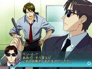 Secret of Evangelion Kyouya Kenzaki 02