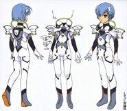 Rei Six Evangelion ANIMA 003