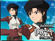 Evangelion Battlefields Support 017